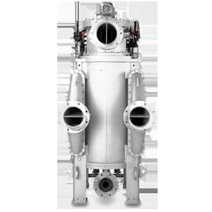 Ballast water filter equipment
