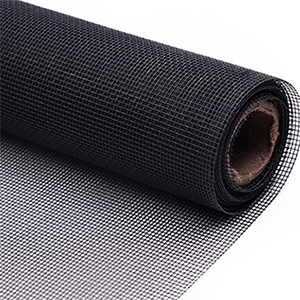 Epoxy coated wire mesh for filter element