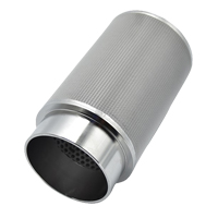 Stainless screen filter