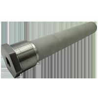 Porous metal filter