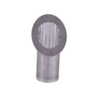 basket strainer filter element